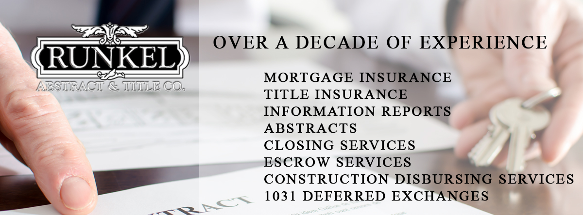 Title & Escrow Services in Oneida County