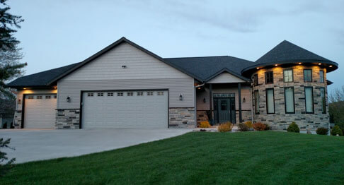 new home construction in wausau, wi
