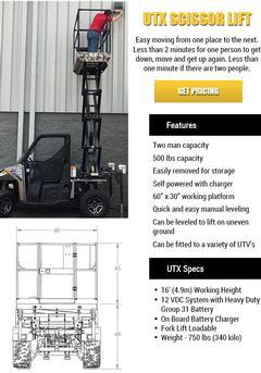 UTV Accessories in Louisiana