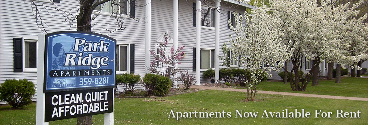 Safe and Quiet Apartments in Brokaw, WI