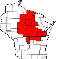 We provide land surveying services to all of North Central Wisconsin!