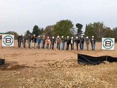 County Breaks Ground on New Facility
