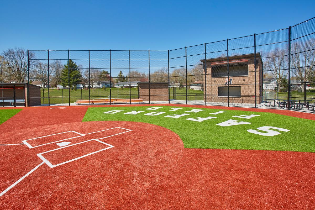 MHS Safford Field