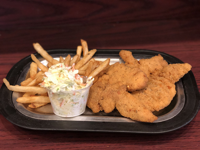 *Chicken Tender Platter