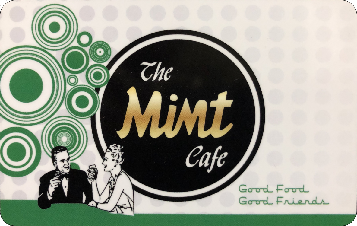 The Mint Gift Card