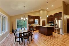 Acadia, Dining Room, Kitchen, Cabinetry