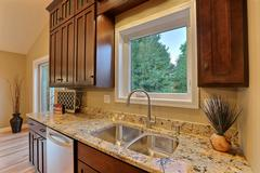 Acadia, Kitchen, Cabinetry, Countertop