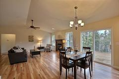 Azalea-II, Dining Room, Living Room, Flooring