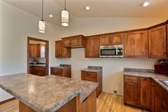 Azalea-II, Kitchen, Cabinetry, Countertop
