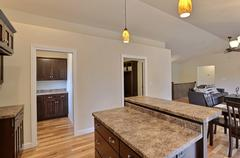 Azalea-II, Kitchen, Countertop, Dining Room, Living Room