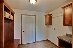 Azalea-II, Laundry Room, Cabinetry, Entry