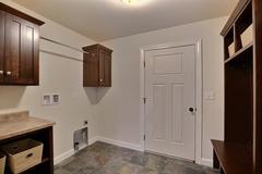 Azalea-II, Laundry Room, Cabinetry, Entry