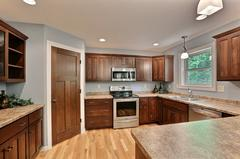 Azalea, Kitchen, Cabinetry