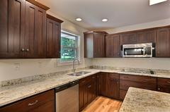 Azalea, Kitchen, Cabinetry, Countertop