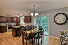 Azalea, Kitchen, Cabinetry, Dining Room