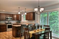 Azalea, Kitchen, Dining Room, Cabinetry