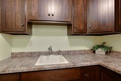 Azalea, Laundry Room, Cabinetry, Countertop