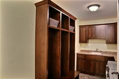 Azalea, Laundry Room, Cabinetry