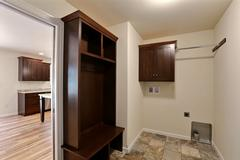 Azalea, Laundry, Cabinetry