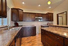 Iris, Kitchen, Cabinetry, Countertop