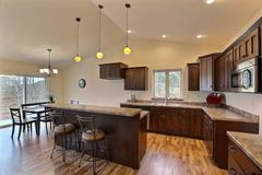 Iris, Kitchen, Cabinetry, Countertop, Dining Room