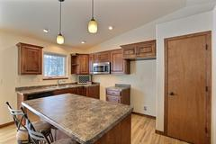 Kona, Kitchen, Cabinetry, Countertop