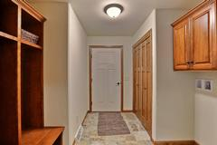 Lily, Laundry Room, Entry, Cabinetry