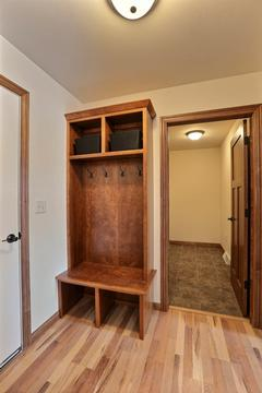 Orchid-II, Entry, Cabinetry, Laundry Room