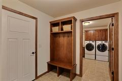 Orchid, Entry, Cabinetry, Laundry Room
