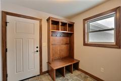 Sequoia, Entry, Cabinetry