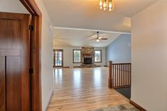 Sequoia, Entry, Living Room, Flooring