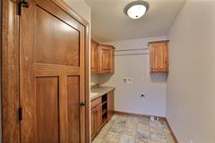 Sequoia, Laundry Room, Cabinetry