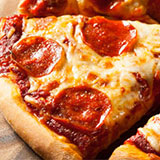 $2.00 off any pizza, Monday Special, Hog Creek Bar & Grill in Mosinee, WI