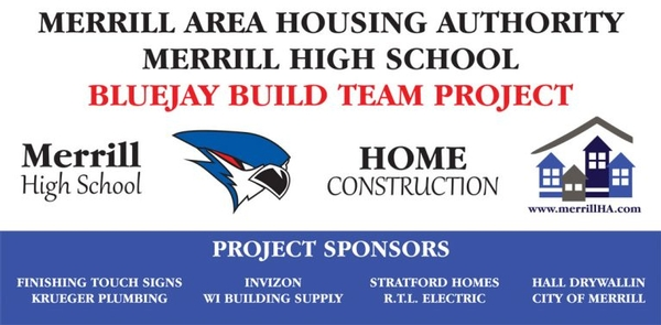 Housing Authority, city partner with MHS on house building project
