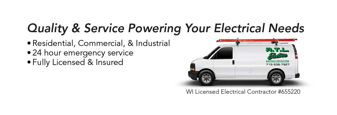Quality & Service Powering your Electrical Needs  R.T.L Electric  Electric Contractors