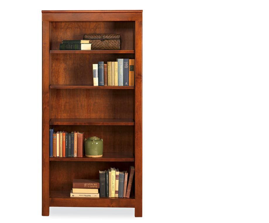 E3584 Bookcase in Color #33 Poplar