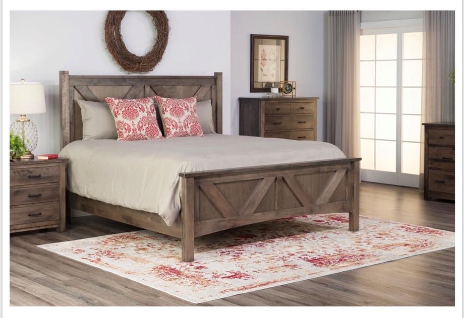 B930 Storage Bed in Queen