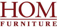 Witmer Furniture is proud to be the HOM Furntiure Vendor of the Year!