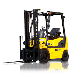 Electric Hyundai Forklifts