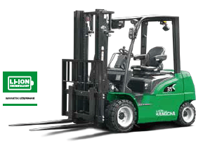 Electric Cushion and Pneumatic Lift Trucks in Wausau,WI