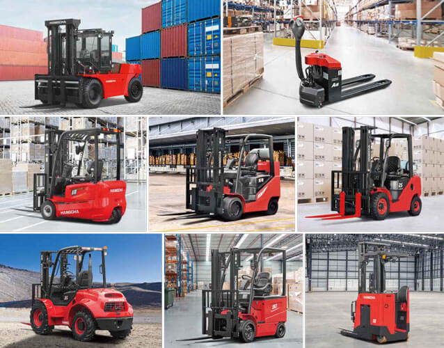 Hangcha Forklifts for sale in Wausau, WI