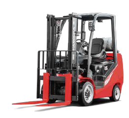 Internal Combustion Cushion Forklifts in Wausau, WI