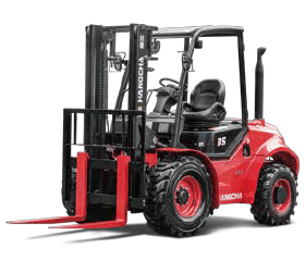 Rough Terrain Forklifts in Wausau, WI