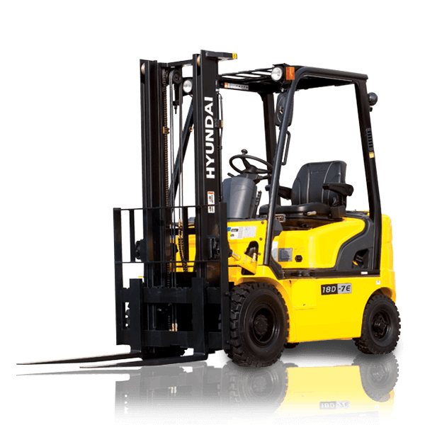 Used Hyundai Forklifts
