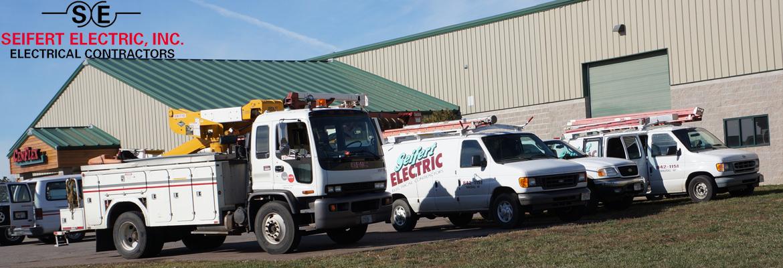 commercial electrician Near Marshfield