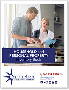 Household and Personal Property Inventory Book
