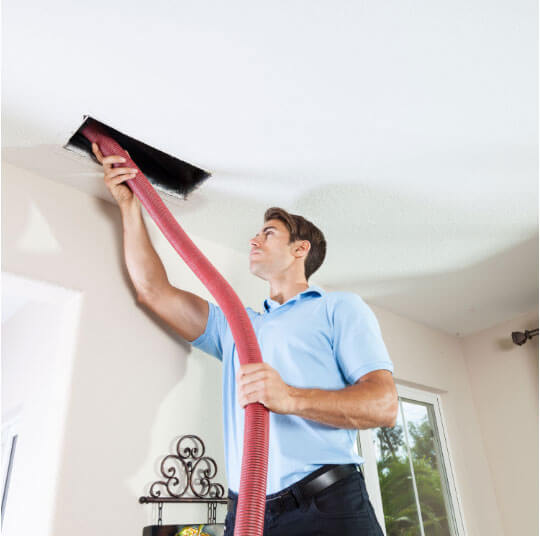 air duct cleaning in Wisconsin Rapids, WI