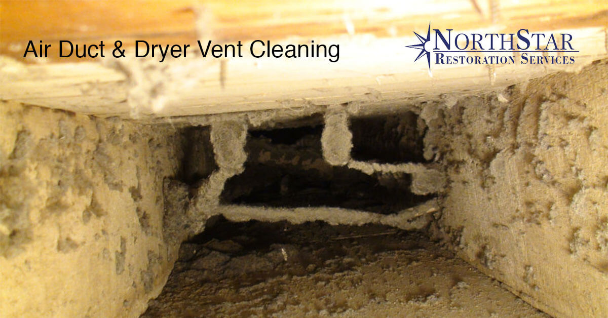 air duct and dryer vent cleaning in Plover, WI