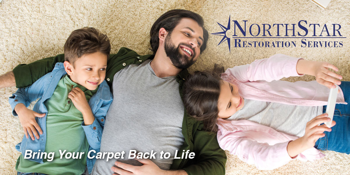 residential carpet cleaning in Abbotsford, WI