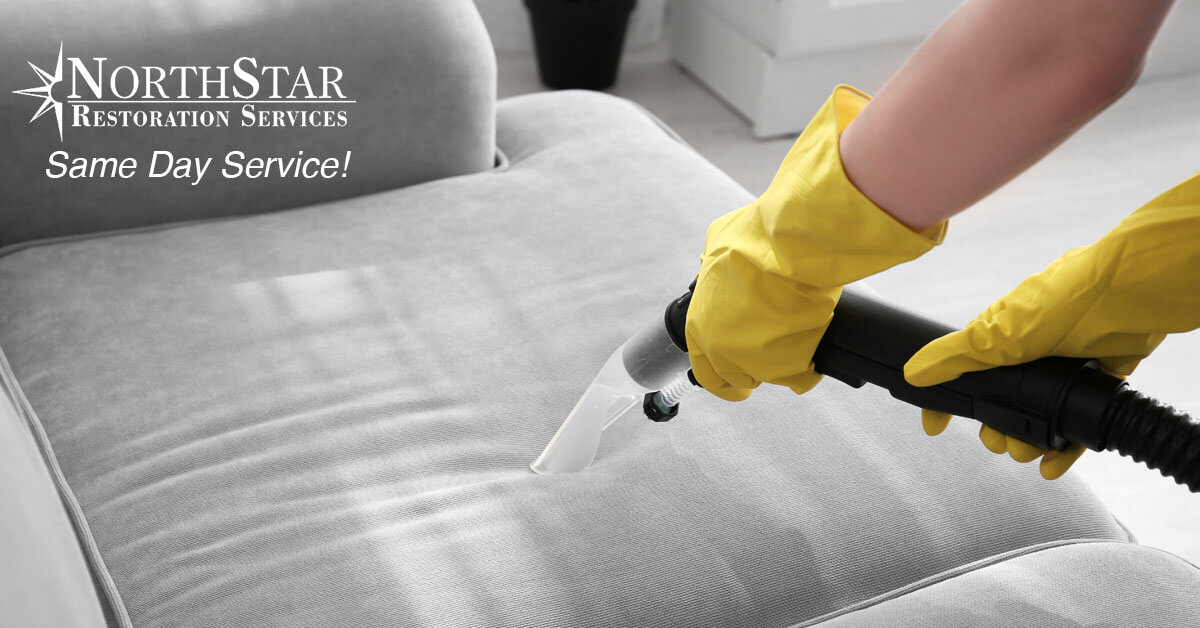 professional upholstery cleaning in Abbotsford, WI